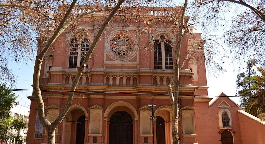 Basílica de San Francisco en Mendoza