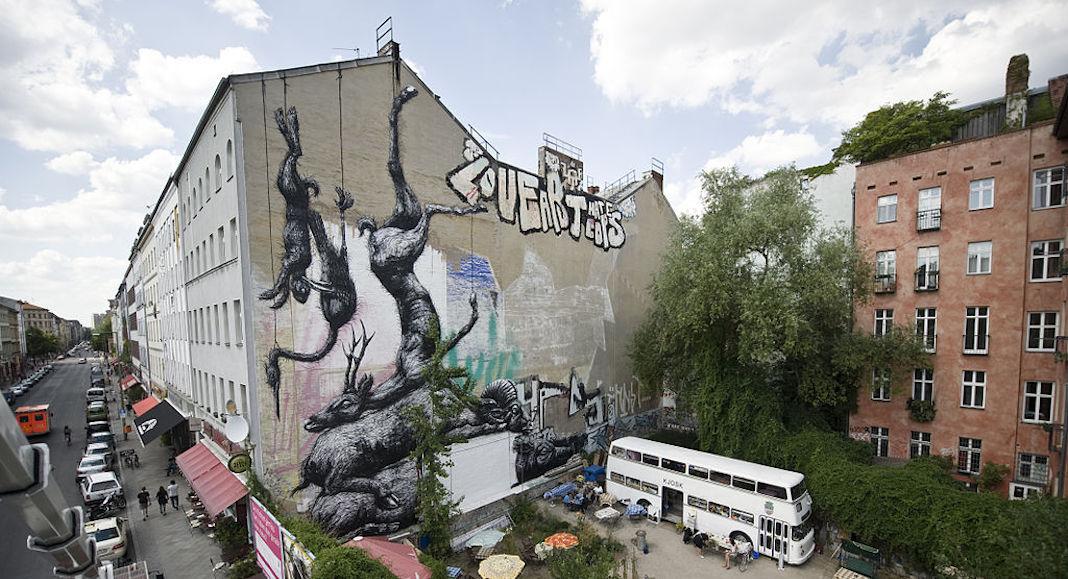 Actividades gratuitas para hacer en Berlín