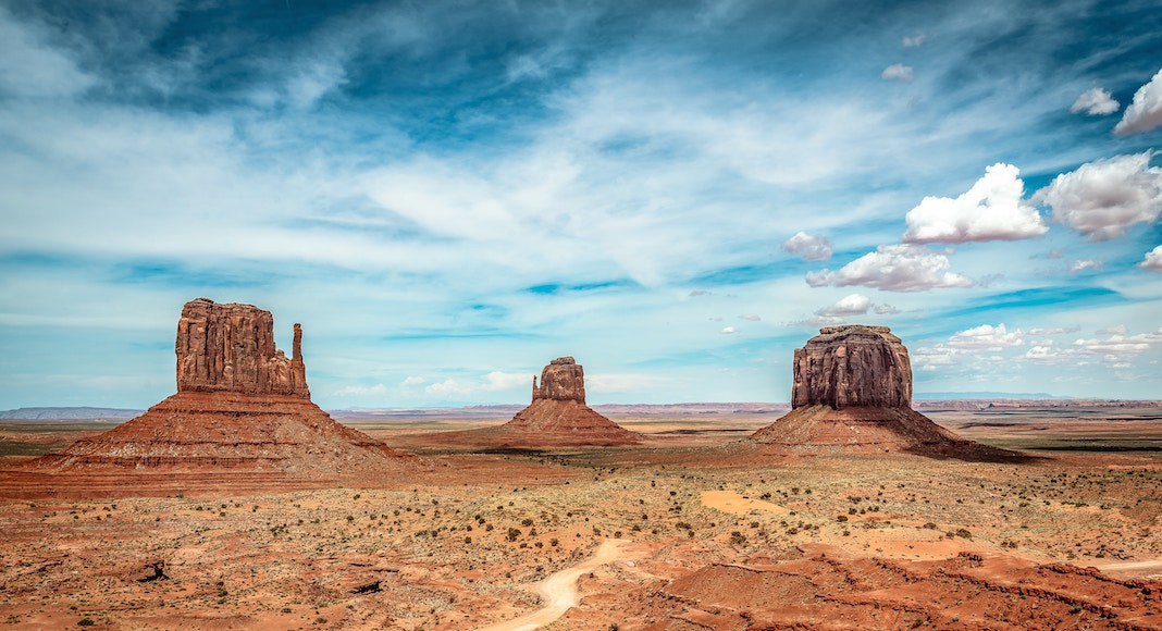 Guía para viajar a Monument Valley