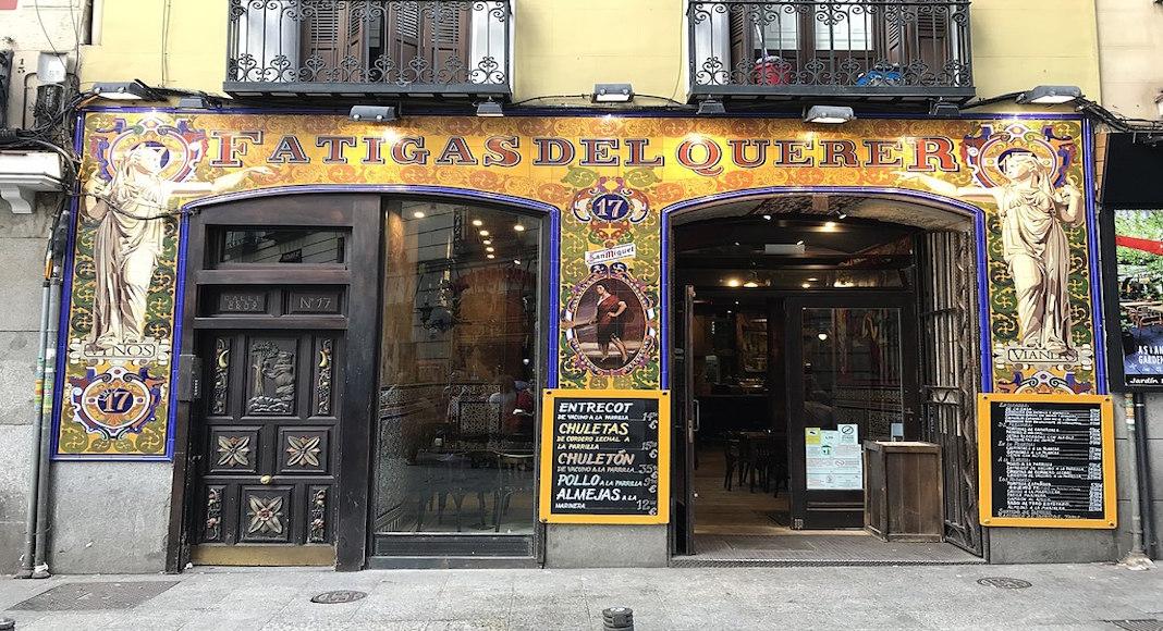 Barrio Las Letras