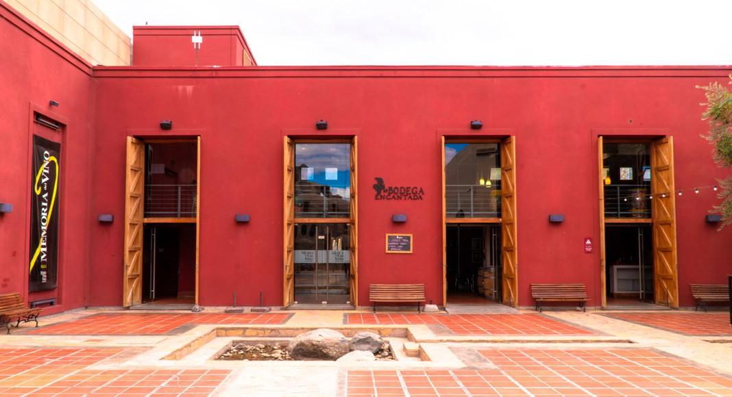Museo de la Vid y el Vino: Bodega Encantada
