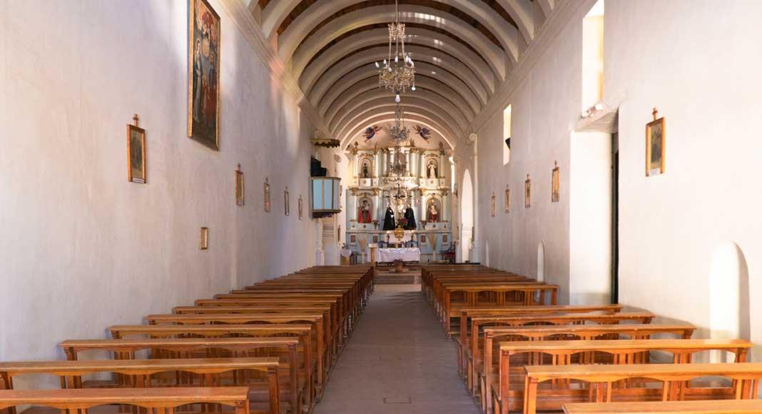 Iglesia Cachi