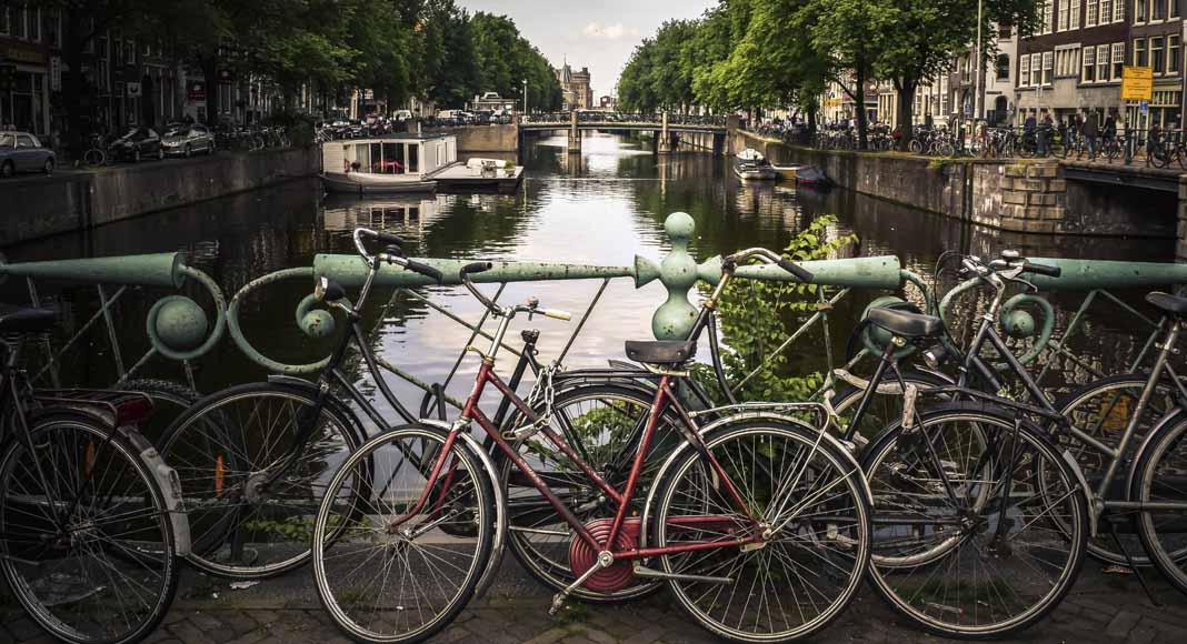 Amsterdam con amigos
