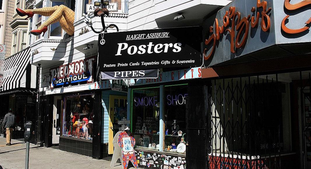 Dónde ir de compras en San Francisco