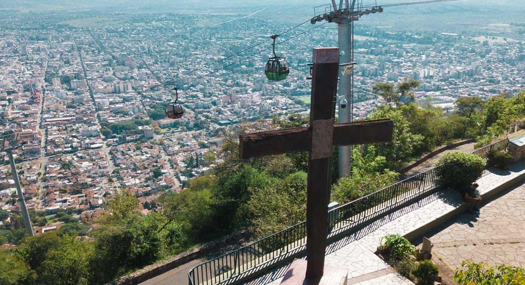 Tips para viajar a Salta: Teleférico San Bernardo