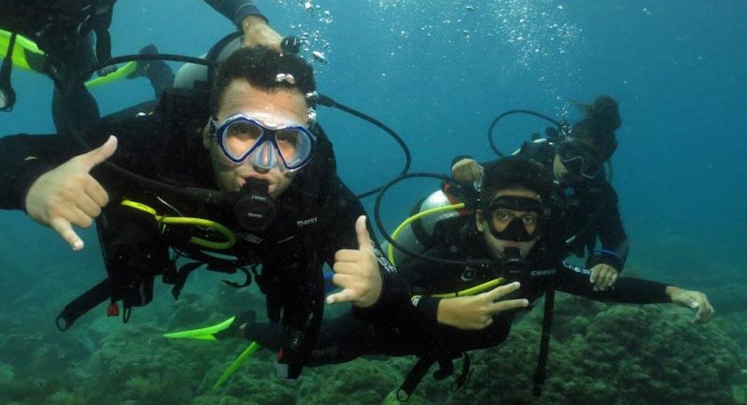 Buceo en Cabo Frío