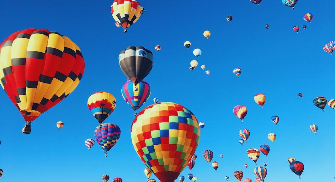 Festival de Globos Aerostáticos de Albuquerque