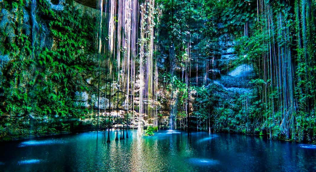 Los 5 mejores cenotes en México: Ik Kil