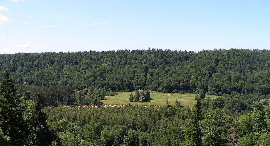 Imperdibles en Letonia: Parque Nacional del Gauja