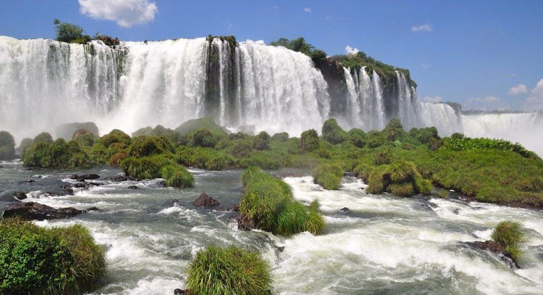 Tour al lado brasileño de las Cataratas del Iguazú