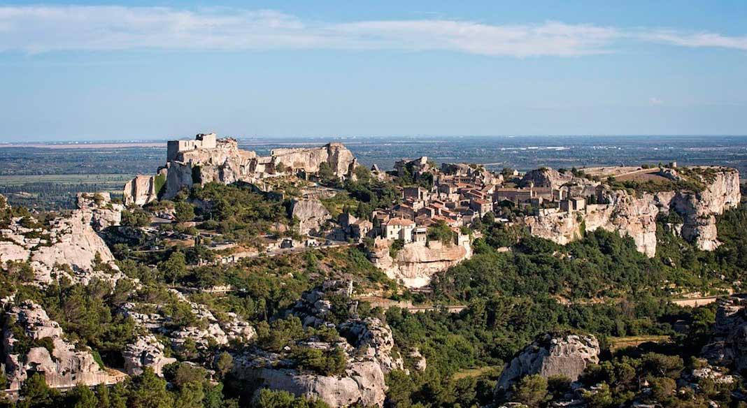 Imperdibles en La Provenza: Les Baux