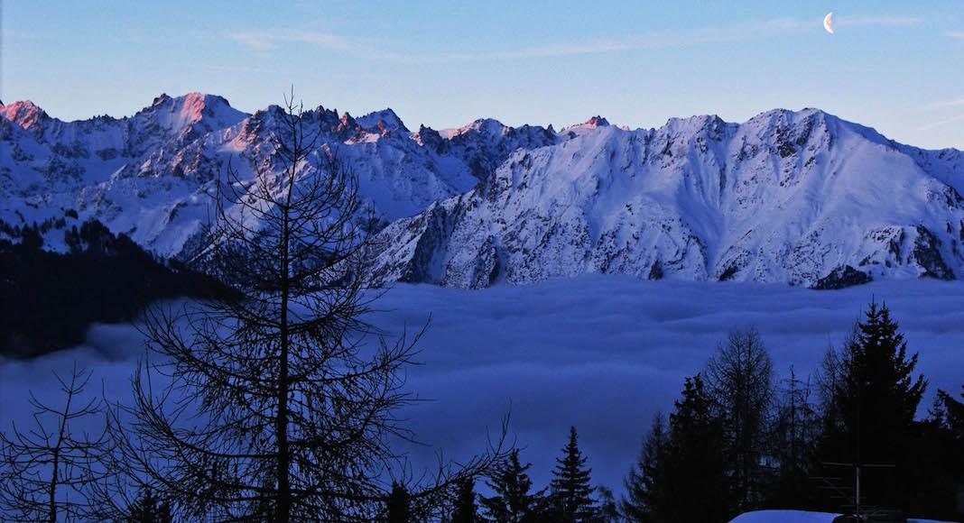 Se buscan personas para trabajar en estaciones de esquí en Europa