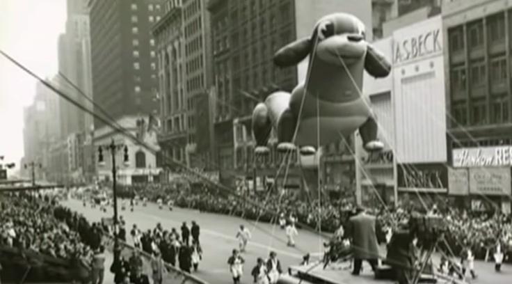 Desfile en 1924