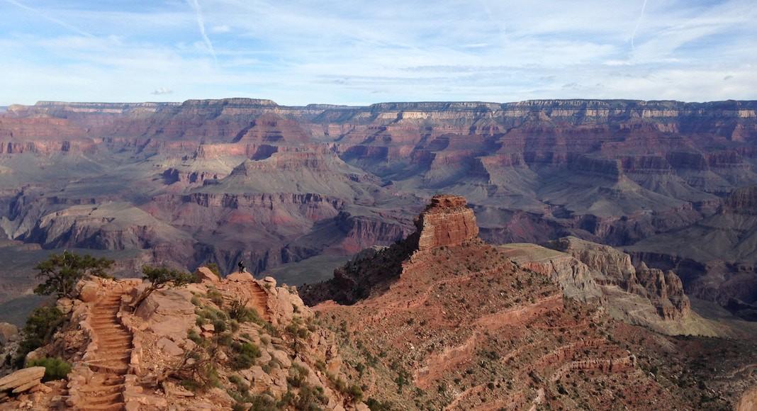 Gran Cañón del Colorado en Arizona