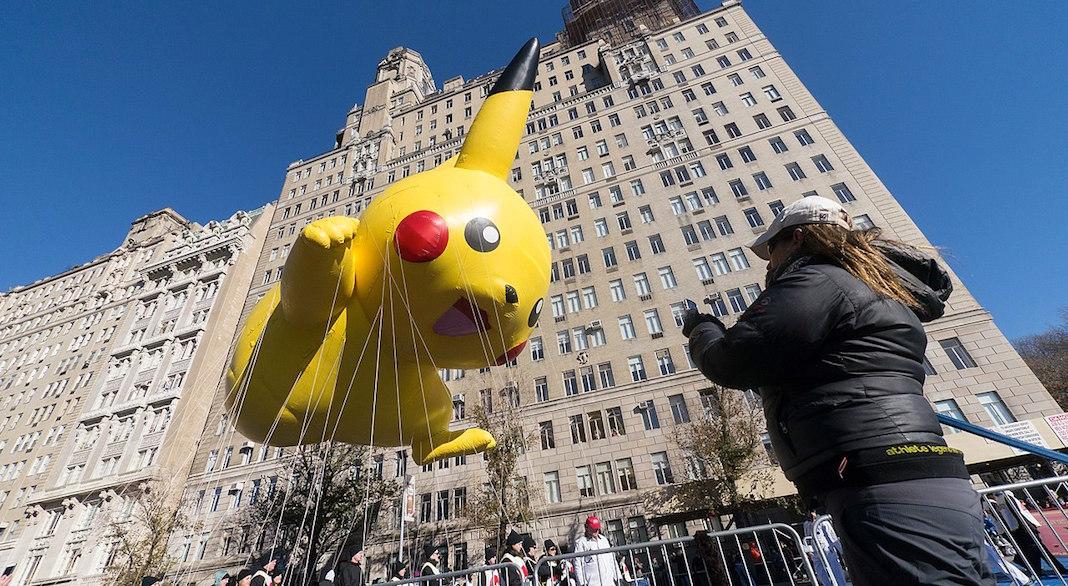 Macy's Thanksgiving Day Parade en Nueva York