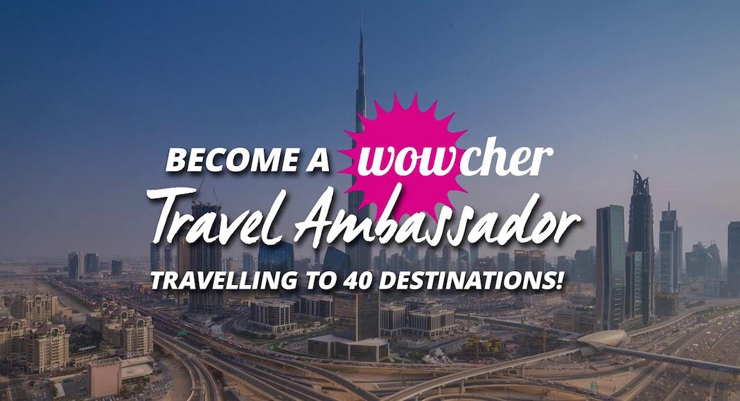 Buscan a alguien que quiera viajar por el mundo durante un año junto con un amigo por 32.000 dólares