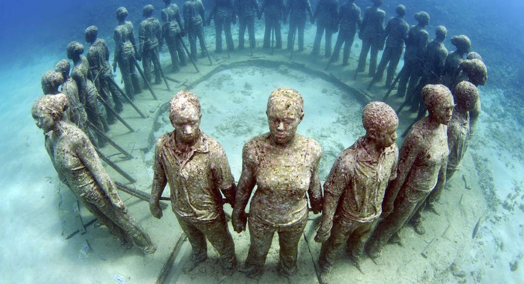 Museos submarinos más impresionantes del mundo