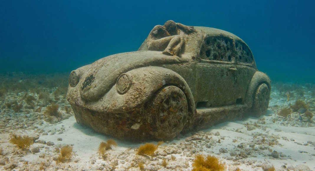 Los 5 museos submarinos más impresionantes del mundo