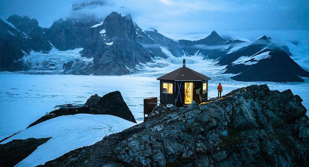 Don Sheldon Mountain House, Alaska
