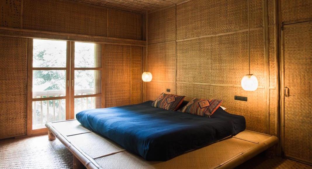 Lodge en tailandia
