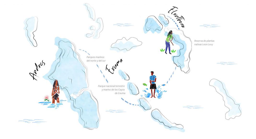 Airbnb busca voluntarios para viajar a Las Bahamas