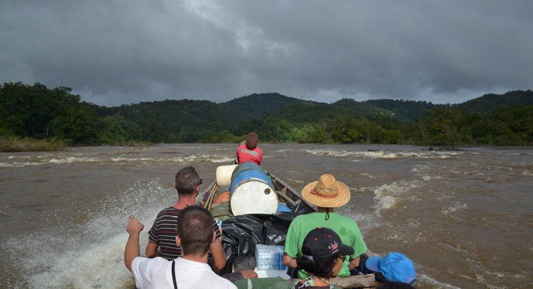 Reserva en Surinam