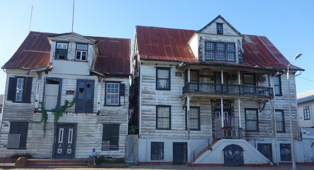 Casas en Paramaribo