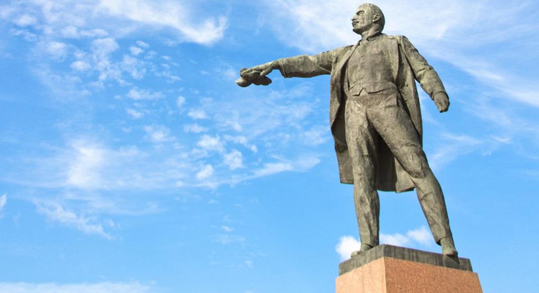 Estatua en Qué ver y hacer en Bielorrusia