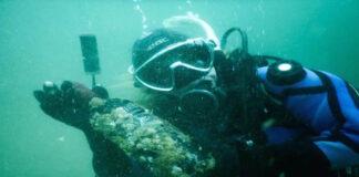 bodega submarina de Argentina