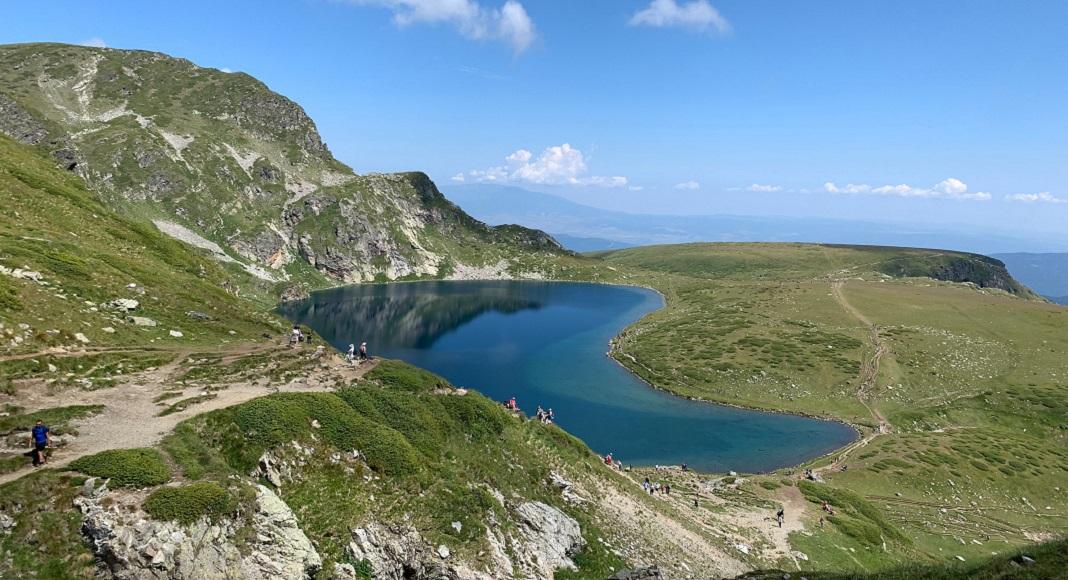 Lago en Rila dentro de Imperdibles en Bulgaria