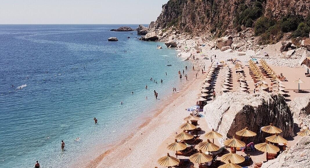 Playas en Montenegro