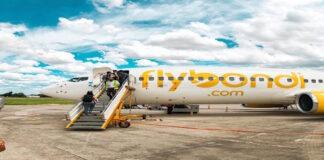 Vuelos baratos de Flybondi
