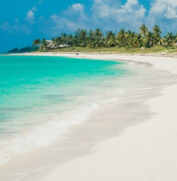 Playas en las Bahamas