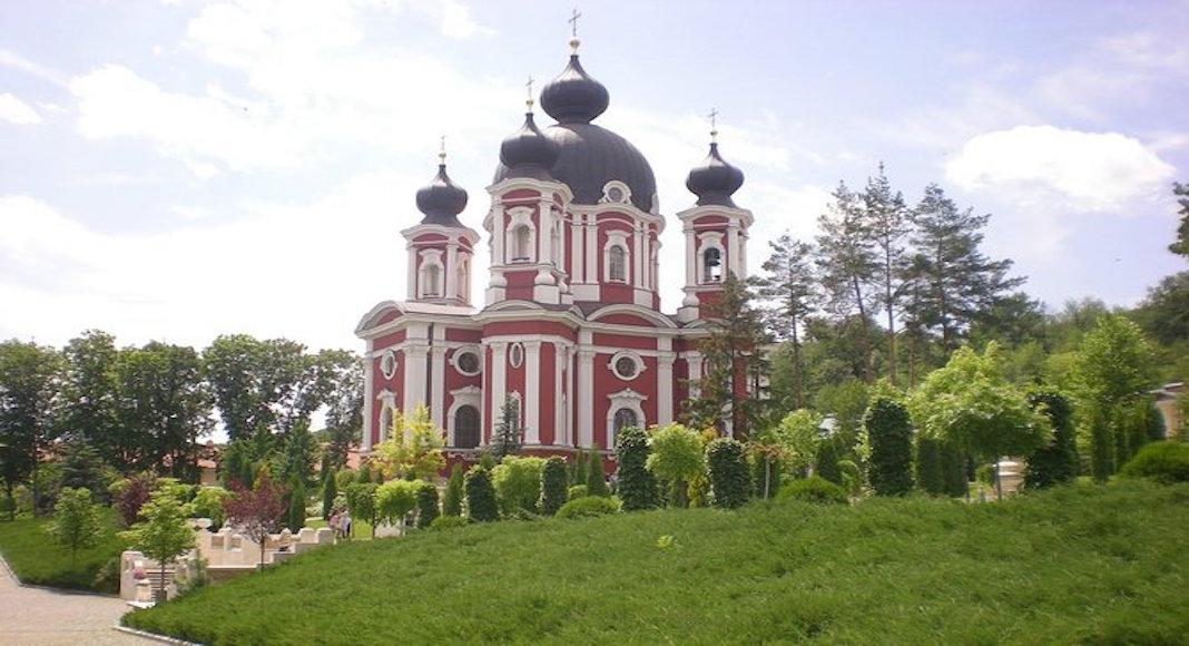 Monasterio de Curchi
