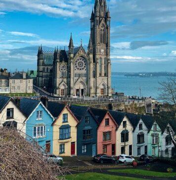 Cobh en Irlanda segundo mejor lugar del mundo