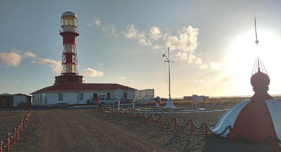 Faro Punta Dungeness