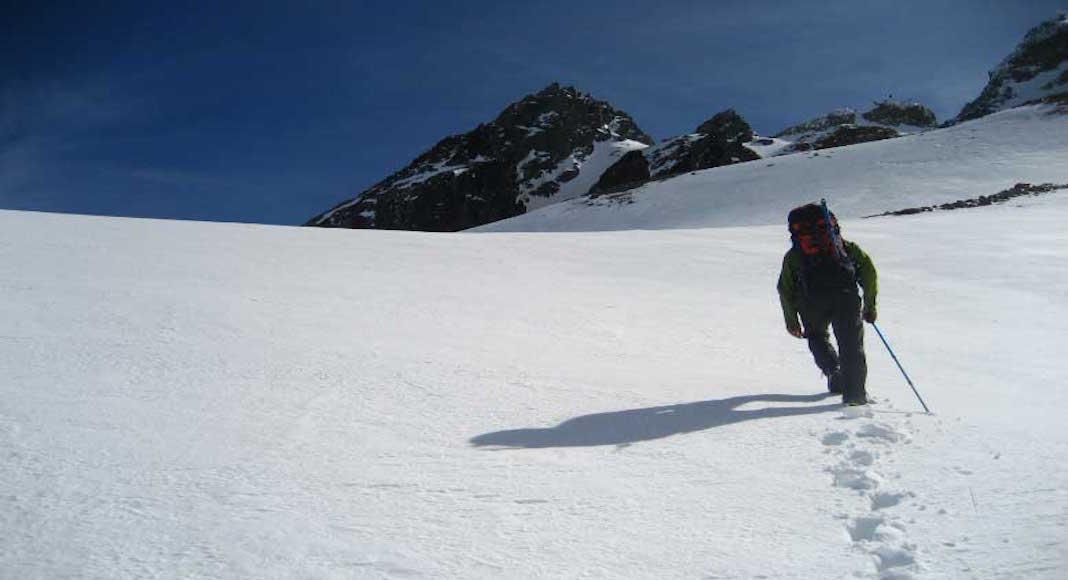 Trekking Glaciar Alvear