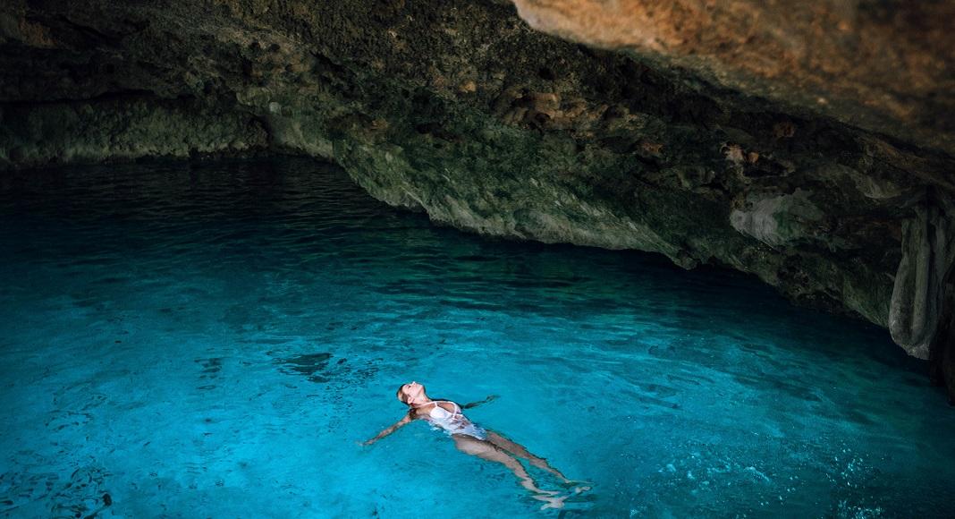 Cenote en Tulum