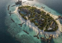 La isla privada mas lujosa