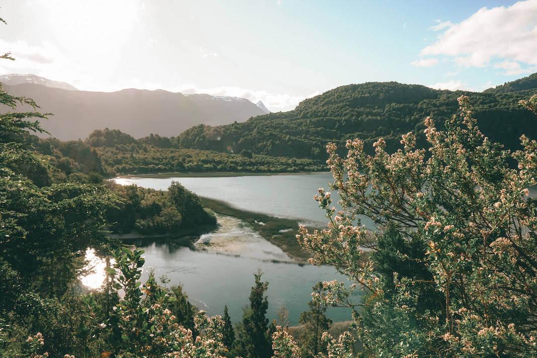Mirador Lago Verde en Parque Nacional Los Alerces