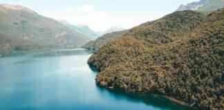 Paisaje en Lago Steffen