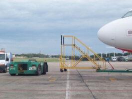 Reapertura de Aeroparque