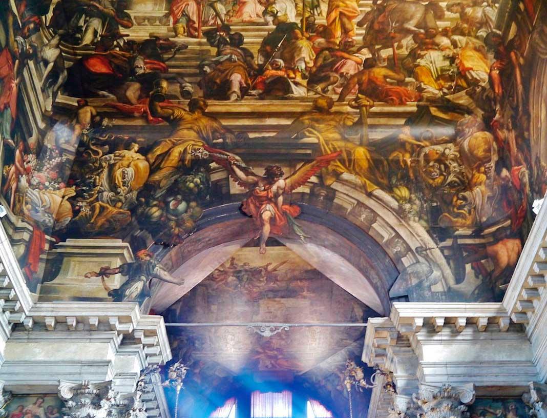 Chiesa Di San Pantalon en Venecia
