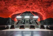 estaciones del metro más curiosas del mundo
