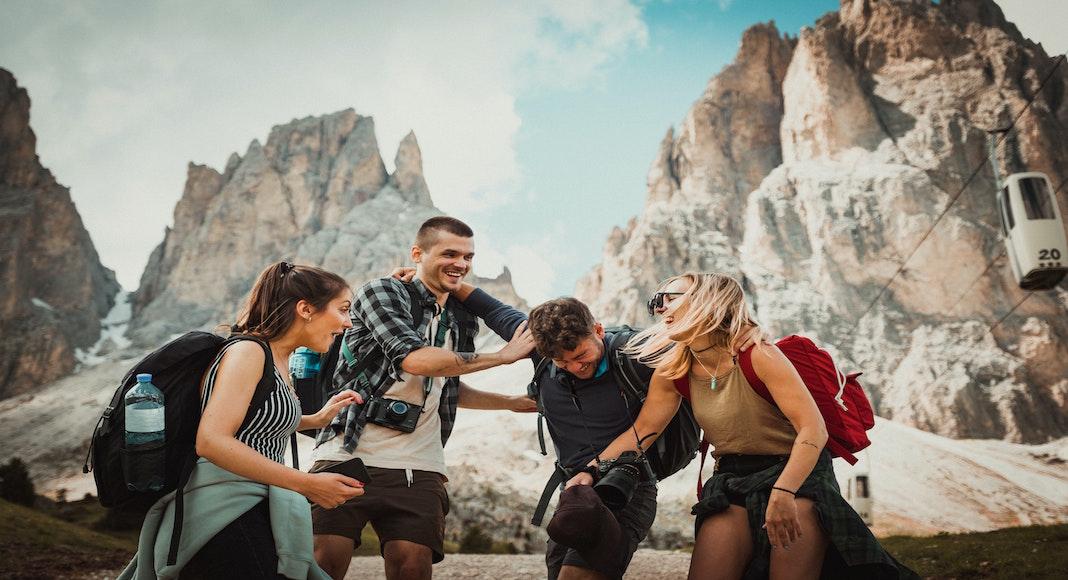 Razones para viajar con amigos