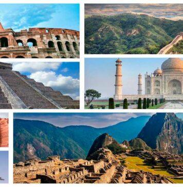 Curiosidades las siete maravillas del mundo moderno