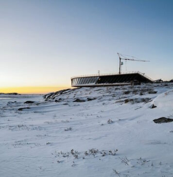 Mirador Glaciar Artico