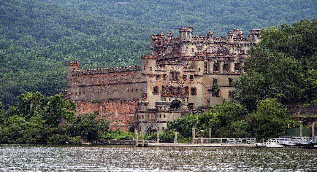 Castillo Bannerman en Nueva York