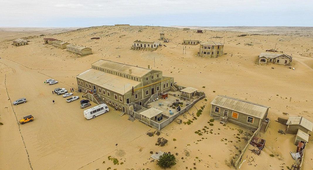 lugares abandonados más sorprendentes del mundo