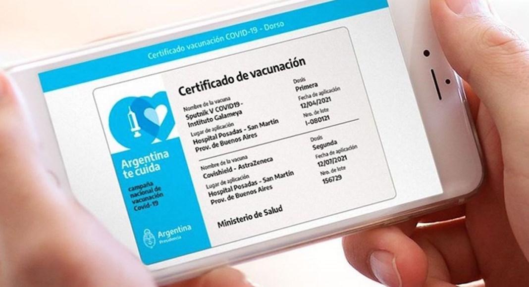 credencial digital Mi Argentina